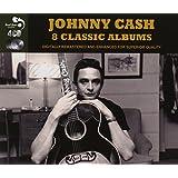 8 Classic Albums [Audio CD] Johnny Cash