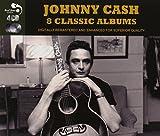 8 Classic Albums [Audio CD] Johnny Cash Johnny Cash