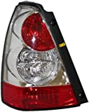Genuine Subaru Parts 84912-SA780 Subaru Forester Driver Side Replacement Tail Light Assembly
