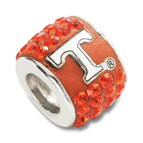 NCAA Tennessee Volunteers Premier Bead