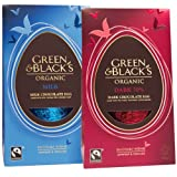 Green & Black's Twin Classic Easter Eggs