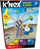 K'nex Micro Amusement Octopus Ride Building Set