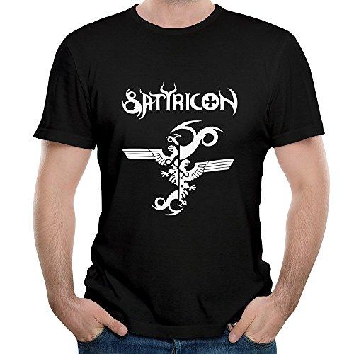 FIVE Miumine Satyricon K.I.N.G Unique Men's T Shirts