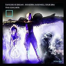 Tangerine Dream - Phaedra Farewell Tour 2014-The Concerts