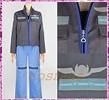 コスプレ衣装 「トータル・イクリプス」 アルゴス試験小隊 女性Mサイズ