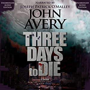Three Days to Die Audiobook