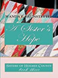 A Sister's Hope (Thorndike Christian Romance) (1410422003) by Brunstetter, Wanda E.