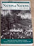 Study Guide to Accompany Nation of Nations: A Concise Narrative of the American Republic (0070157421) by Davidson, James West