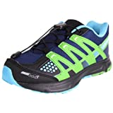 Salomon XR Mission CSWP J Lake Light Green Fluo Blue