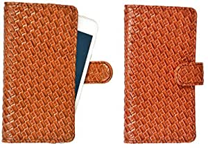 R&A Wallet Case Cover For LG Extravert VN271