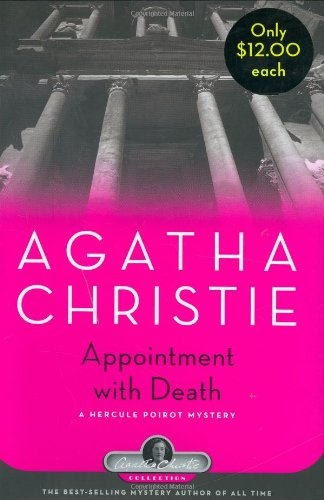 Cover of Appointment With Death: A Hercule Poirot Mystery (Hercule Poirot Mysteries)