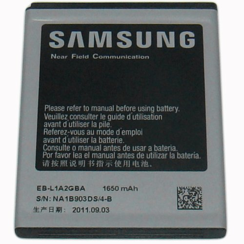 Samsung Attain Standard Battery (Samsung Galaxy S Ii S2 I777 compare prices)