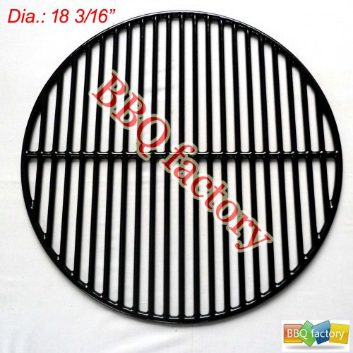 69991 Porcelain Cast Iron Cooking Grid Grate Replacement for Gas Grill Model Big Green Egg large