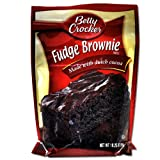 "Betty Crocker Fudge Brownievon ""General Mills"""