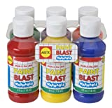 ALEX® Toys - Young Artist Studio Paint Blast 228N, 4 oz.,  6 Count, Assorted Colors
