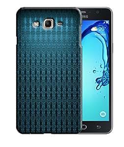 PrintFunny Designer Printed Case For Samsung E5
