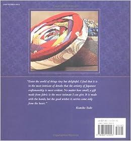 Omiyage : Handmade Gifts from Fabric in the Japanese Tradition: Kumiko Sudo: 9780809229093: Amazon.com: Books