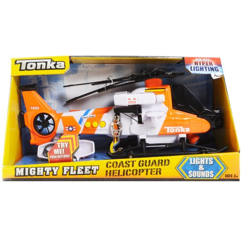 Tonka mighty motorized police helicopter toys games toys for Tonka mighty motorized cement mixer