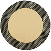 Kettle Grove Plaid Tablemat Check/Solid NQ 15