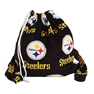 Pittsburgh Steelers Beach Towel Backpack