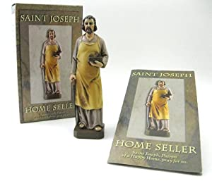 St Joseph Home Seller Statue Kit 1 Unit Kit