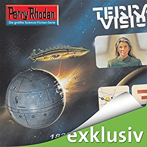 Edition Thoregon: Perry Rhodan 1820-1823 Hörbuch
