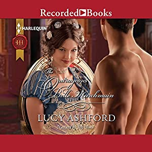 The Outrageous Belle Marchmain Audiobook