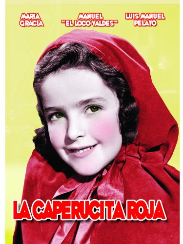 "Amazon.com: La Caperucita Roja: Maria Garcia, Manuel ""El Loco Valdez"