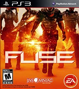 fuse xbox 360 game amazon.com: fuse - playstation 3: video games