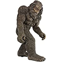 Design Toscano Bigfoot the Giant Life-Size Yeti Statue - Multicolored