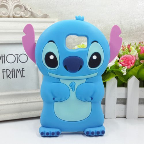 Galaxy S6 Case,Anya 3D Cute Cartoon Silicone Soft Rubber Back Case Skin Cover for Samsung Galaxy S6 G920 at Gotham City Store