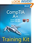 CompTIA A+ Training Kit Book/CD Package