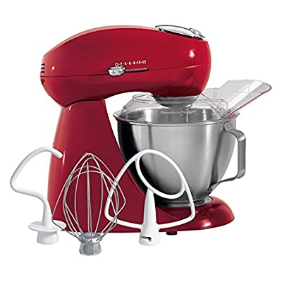 Hamilton Beach Eclectrics All-Metal Stand Mixer by Hamilton Beach