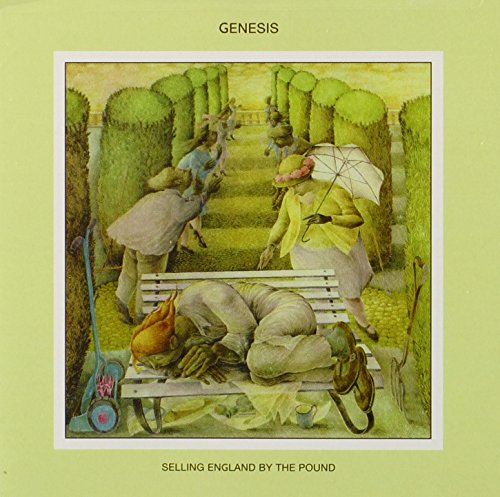 CD : Genesis - Selling England By the Pound (CD)