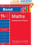 Bond Maths Assessment Papers 9-10 yea...