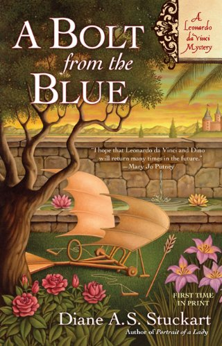 A Bolt from the Blue (Leonardo da Vinci Mystery, #3)