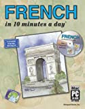 FRENCH in 10 minutes a day with CD-ROM
