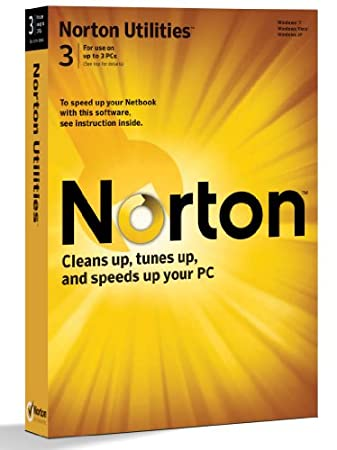 Norton Utilities 15.0, 1 User, 3 PC (PC)