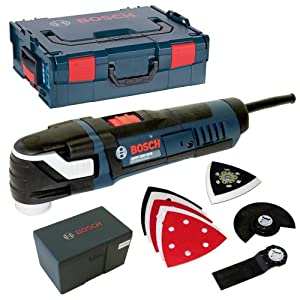 Outil multifonctions 300 w bosch gop 300 sce professional - Liste outils bricolage ...