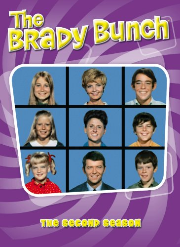 Cover art for  The Brady Bunch - The Second Season