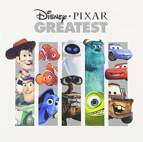 Disney Pixar Greatest