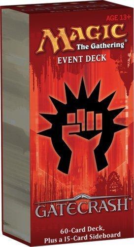 Magic the Gathering: GateCrash Event Deck - Rally and Rout (Boros) [+Peso($48.00 c/100gr)] (US.AZ.29.99-0-B00BI3G7OQ.89656)