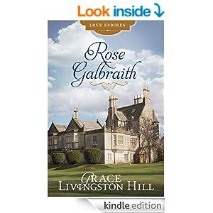 Rose Galbraith (Love Endures)