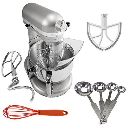 KitchenAid KP26M1XNP Professional 600 Series Bowl Lift Stand Mixer