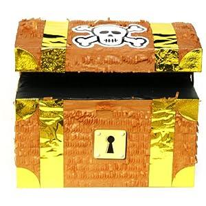 Treasure Chest Pinata by UNIQUE INDUSTRIES
