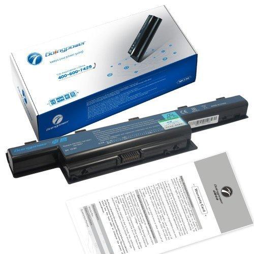 Goingpower Battery for Acer AS10D31 AS10D3E AS10D41 AS10D51 AS10D61 AS10D71 AS10D73 - 18 Months Pledge [li-ion 6-cell 4400MAH]