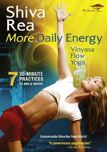 Shiva Rea: More Daily Energy [DVD]