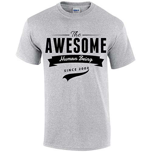 Gift For 16 Year Old Boy Birthday Awesome Human Being T Shirt