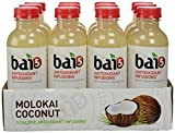 Bai5 5 Calorie Molokai Coconut 100% Natural, Antioxidant Infused Beverage, 18-Ounce Bottles (Pack of 12)