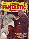 img - for FAMOUS FANTASTIC MYSTERIES FEBRUARY 1946 book / textbook / text book